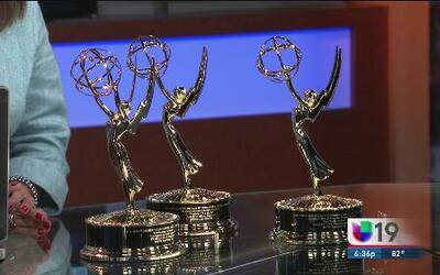 Univision 19 ganó 19 premios Emmy