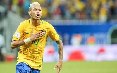 Brasil derrotó 2-1 a Colombia