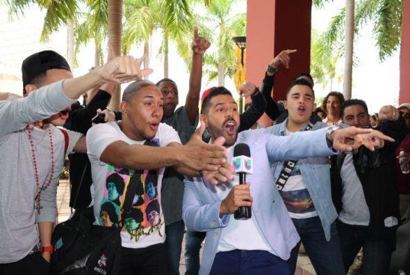 Un resumen en fotos de lo que oocurrió en las audiciones de La Banda en...