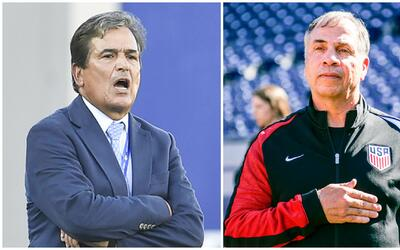 Jorge Luis Pinto y Bruce Arena, dos grandes estrategas del terreno de juego