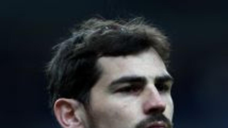 Iker Casillas es el arquero titular de España y el dueño del corazón de...