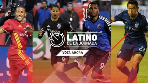 Latino de la Jornada 6