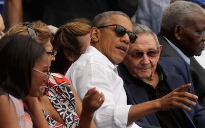 Selección cubana de béisbol juega un histórico partido