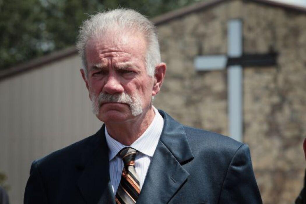 Terry Jones es el pastor de la iglesia Dove World Outreach Center en Gai...