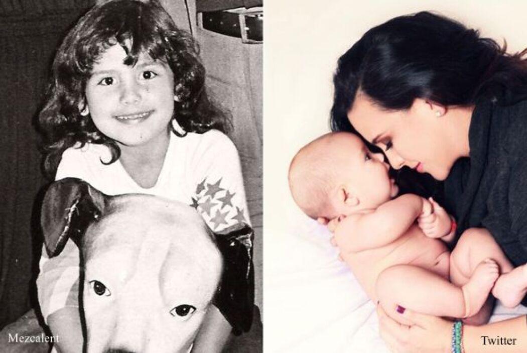 No te pierdas todo lo que ha vivido la famosa desde niña hasta los momen...