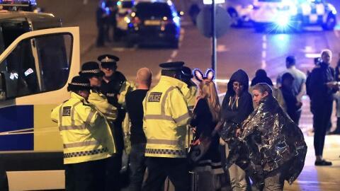 Las autoridades están calificando el incidente como un ataque ter...