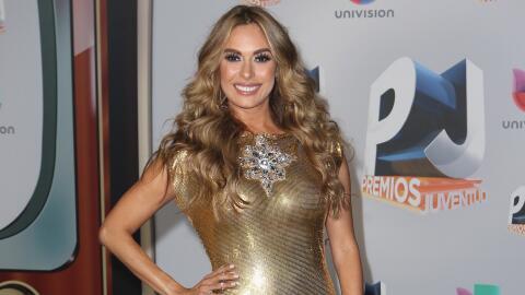 Galilea Montijo Premios Juventud