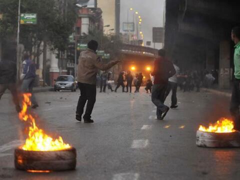 Egipto lleva más de dos años sumido en un profundo desorde...
