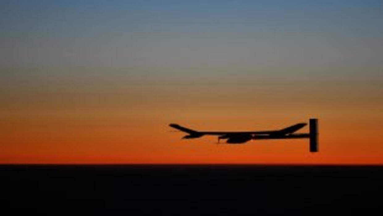 El Solar Impulse es un prototipo que tiene una autonomía de vuelo de más...