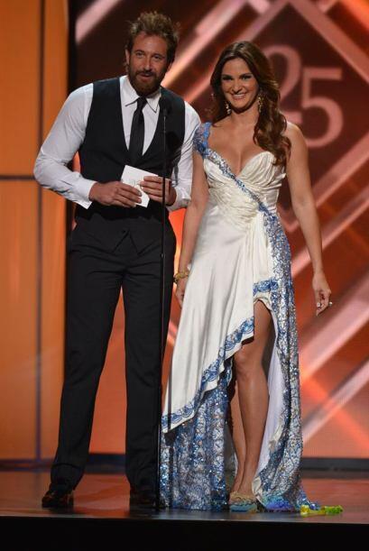 Gabriel Soto y Mariana Seoane presentaron a los nominados a Mejor Dúo o...