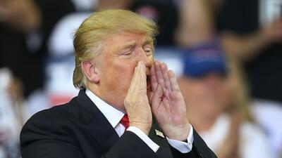 Trump: creo que Marco Rubio debe retirarse de la carrera