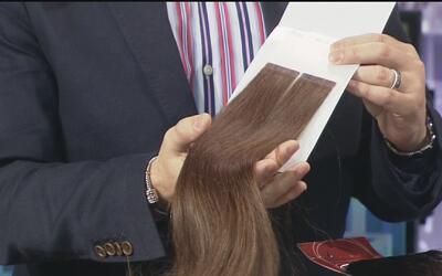 Aprenda a elegir las extensiones de pelo que más le convienen para un ca...