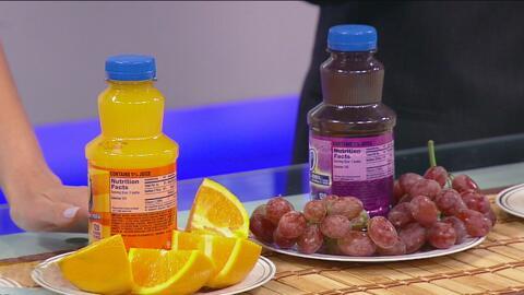 Mejore su nutrición reemplazando algunos alimentos por otros más saludables