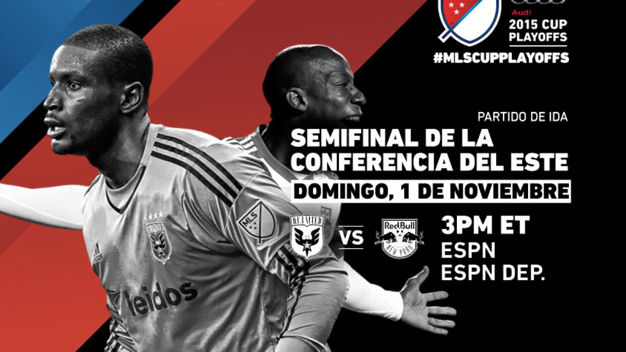 D.C. United vs NY Red Bulls