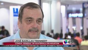 Crisis de Guatemala no afecta a consulado