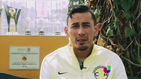 "Rubens Sambueza ya palpita el clásico: ""Todos esperábamos ese partido"""