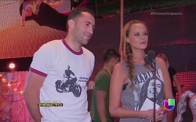 Desfile de famosos en los últimos ensayos de Premios Juventud