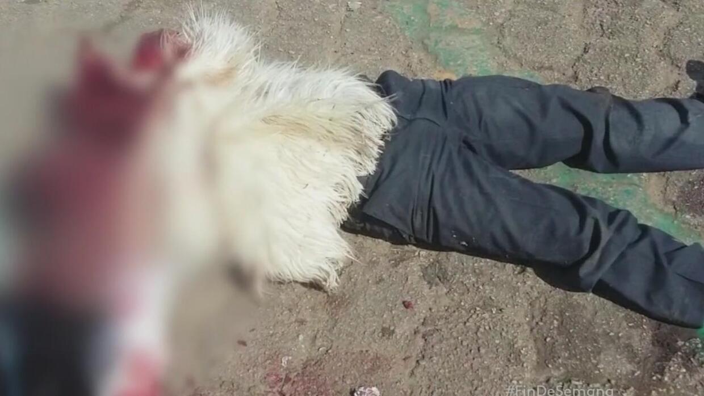 Enfrentamiento violento en Chiapas