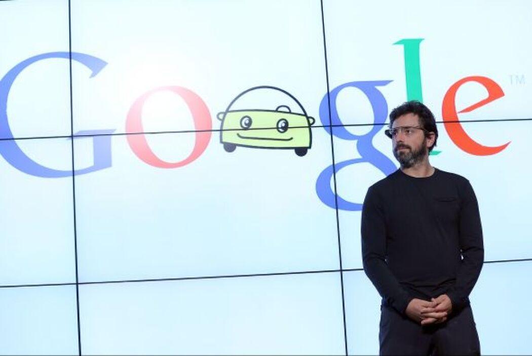 Y detrás de Page, su compañer Sergey Brin se colocó en quinto lugar con...