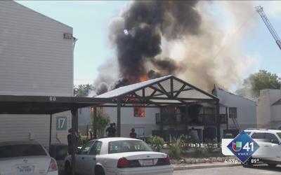 Familias pierden su hogar tras incendio