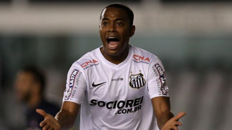 El atacante brasileño agradece no haber sido parte de la 'Canarinha' en...