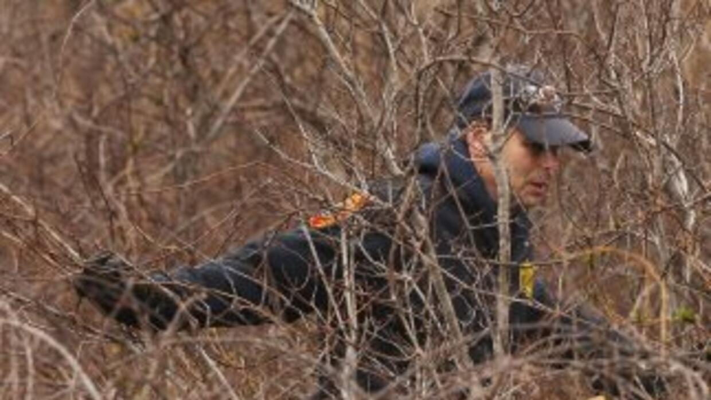Busqueda de cuerpos en Long Island
