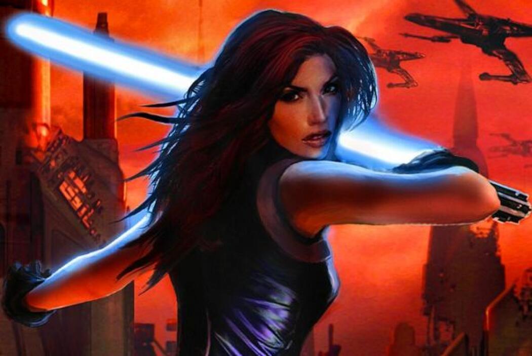 17. Baltimore Ravens - Mara Jade (Skywalker): Si hubiera un equipo que r...