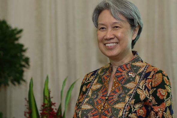 59.-HO CHING: Es CEO de Temasek Holdings, una compañía de inversiones pr...