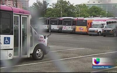 Ya son ley los cambios en los servicios de transportación pública