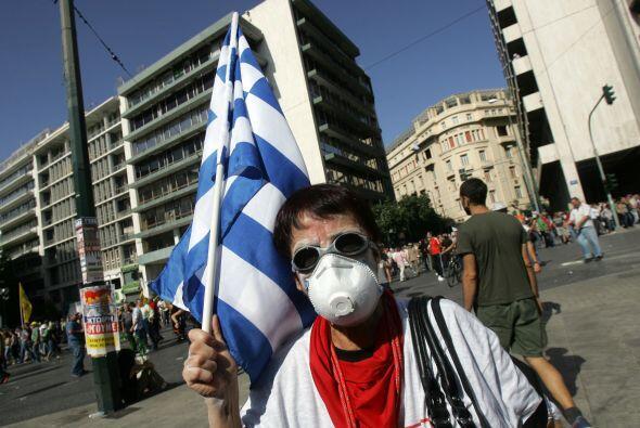 """""""Participo en la huelga porque mi salario ha sido recortado en 500 euros..."""
