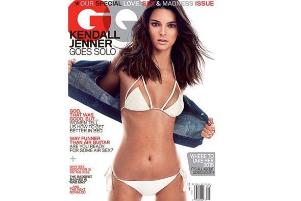 Uff! La hermanita de Kim Kardashian se mostró más sexy que nunca para la...