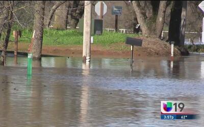 Evacuaciones por peligro de inundaciones en Point Pleasant