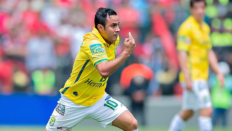 El jugador de León presentó molestias musculares en el juego ante Toluca