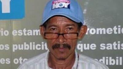 El periodista y fotógrafo Ismael Díaz López. (Imagen tomada del Twitter...