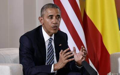 """Barack Obama: """"siempre va a haber algunas personas que dicen cosas estúp..."""