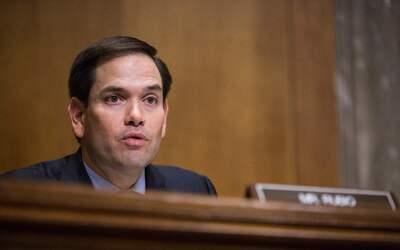 Marco Rubio confirmó que gente de su campaña fue atacada c...