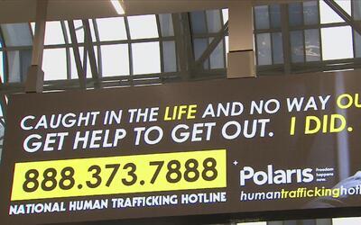 Lanzan campaña contra el tráfico humano en Illinois