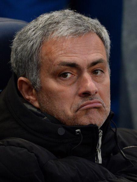 Mourinho asumió que en esta ocasió le tocaba a él ser el perdedor, y no...