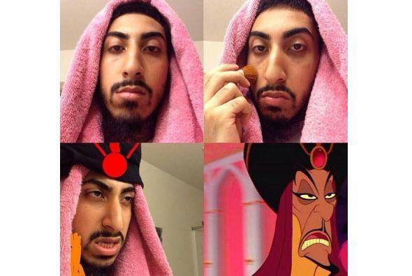 "Jafar de ""Aladdin"""