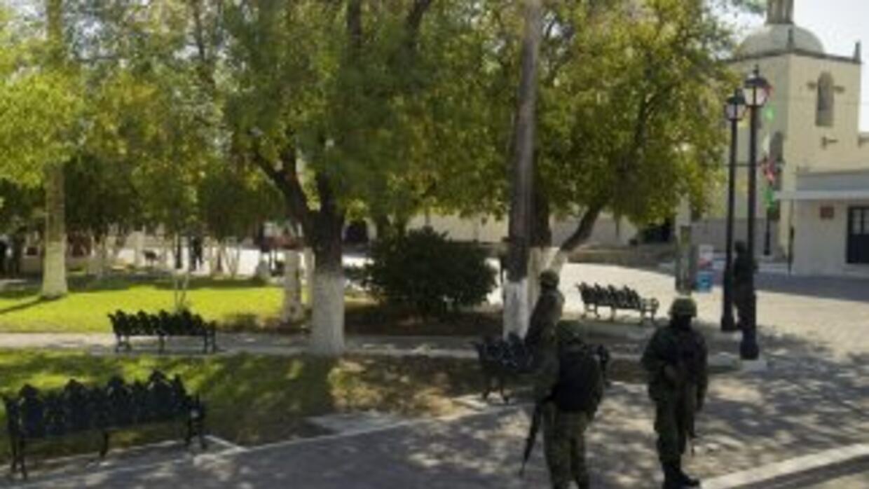 Tamaulipas. Imagen de archivo.