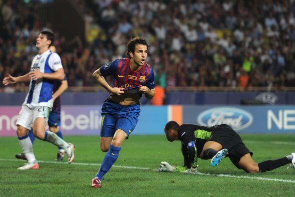En el 2011 el Barcelona se llevó el trofeo con gran actuaci&oacut...