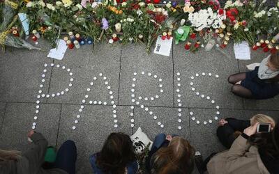 Homenaje a las víctimas en Berlín.