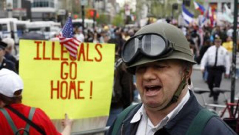 Tras la aprobación de la ley migratoria de Arizona (SB1070) se increment...