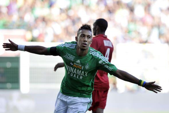 Y finalmente marcó dos goles para entrar a este once europeo.