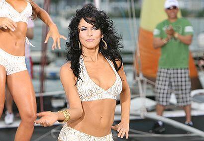 Annette Hernández mostró por qué fue una de las diez finalistas.