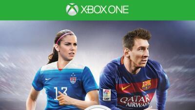 La jugadora aparecerá en la edición del videojuego para Estados Unidos.