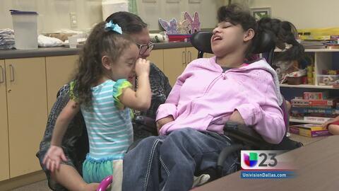 Organización ayuda a familias hispanas con niños con discapacidad