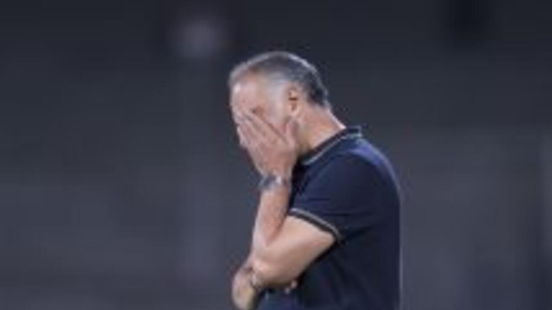 Guillermo Vázquez DT de Pumas