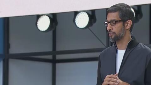 Nuevas tecnologías y un pequeño incendio en la conferencia de Google