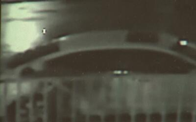 En video se observa cómo un vándalo se dedicó a pinchar llantas en Valle...